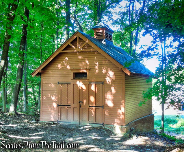 Ice House - Wilderstein Historic Site