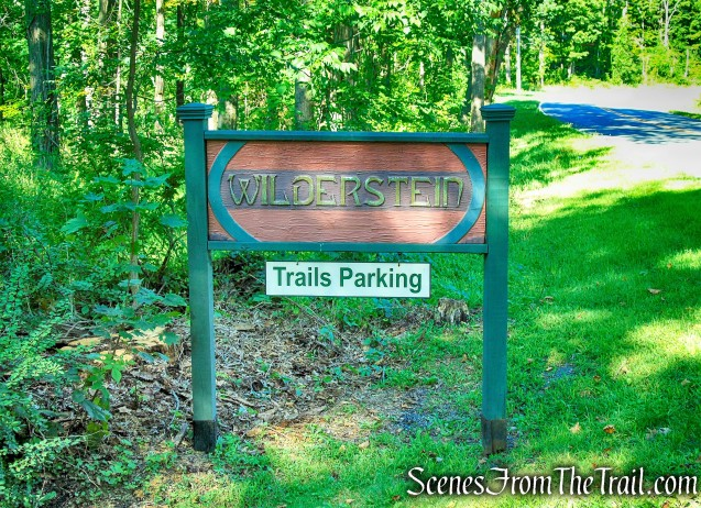 Wilderstein Historic Site Trails Parking