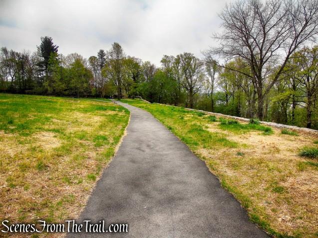 Green Trail - Lenoir Preserve