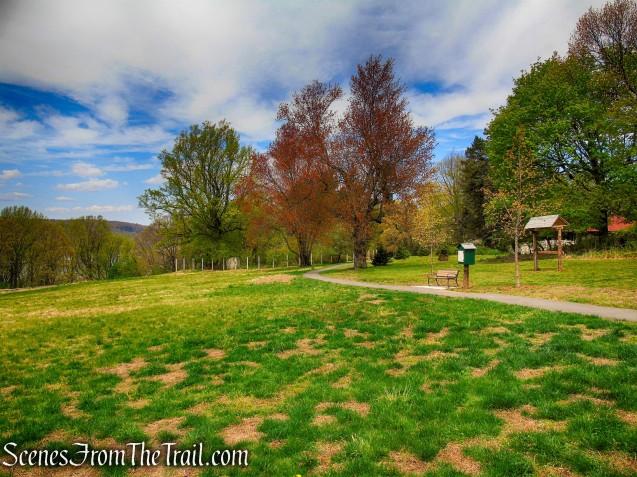 Upper Meadow - Green Trail