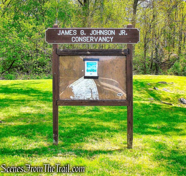 James G. Johnson Conservancy at the Larchmont Reservoir