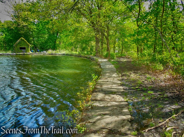 Colonial Greenway - Goodliffe Pond