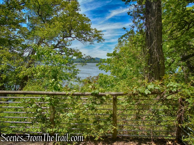 viewing platform - Crawbuckie Nature Preserve