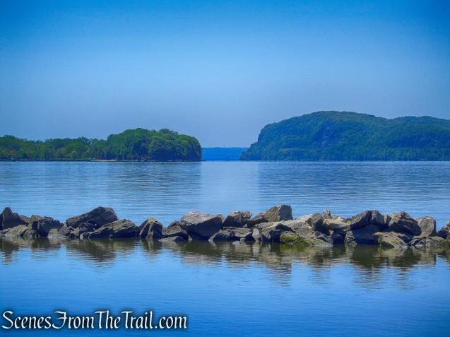 Hudson River - Croton Landing Park
