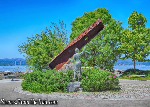 September 11 Memorial - Croton Landing Park