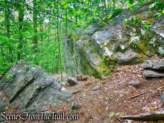 Fowler Rock - Southern Loop