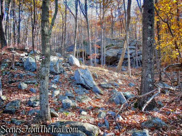 Red Cross Trail - Harriman State Park