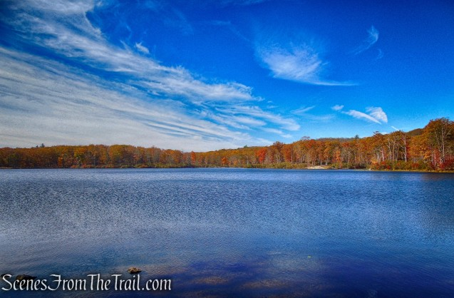Lake Skannatati - Harriman State Park
