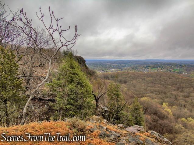 view south - South Mountain