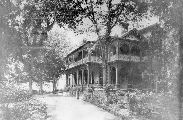 Glyndon - image courtesy of the Ossining Historical Society