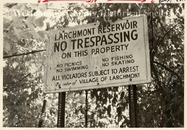 Larchmont Reservoir
