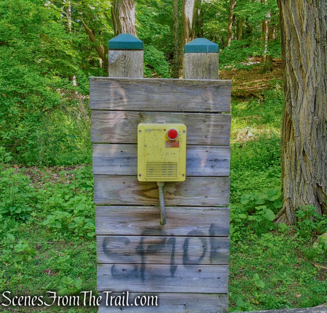 call box - Whippoorwill Park