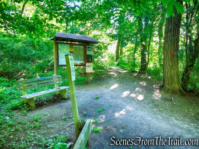 Trailhead - Whippoorwill Park
