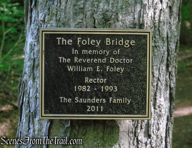 Foley Bridge - St. Matthew's Church Woodlands