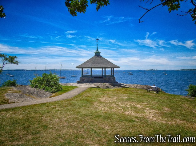 South Gazebo - Larchmont Manor Park