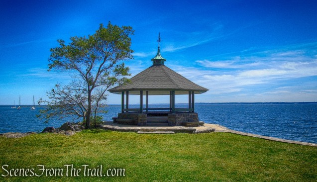 North Gazebo - Larchmont Manor Park