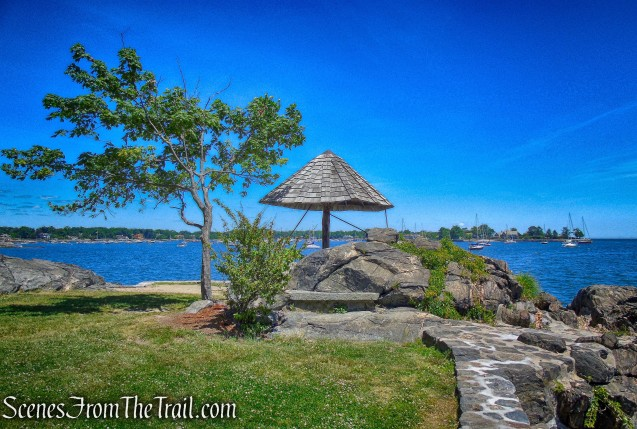 Umbrella Point - Larchmont Manor Park
