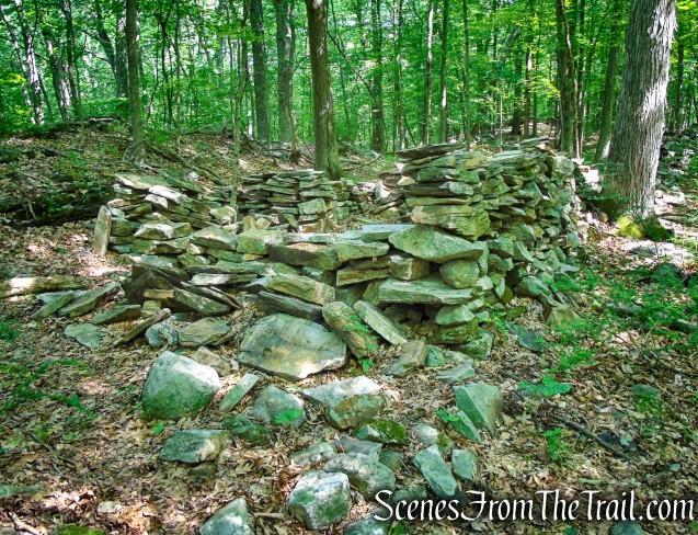 Shepherd's Hut ruins - Leon Levy Preserve