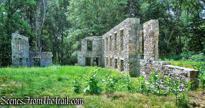 Black Mansion ruins – Leon Levy Preserve