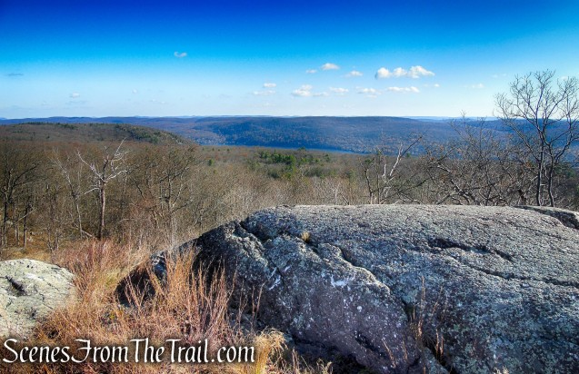 Appalachian Trail - Bellvale Mountain