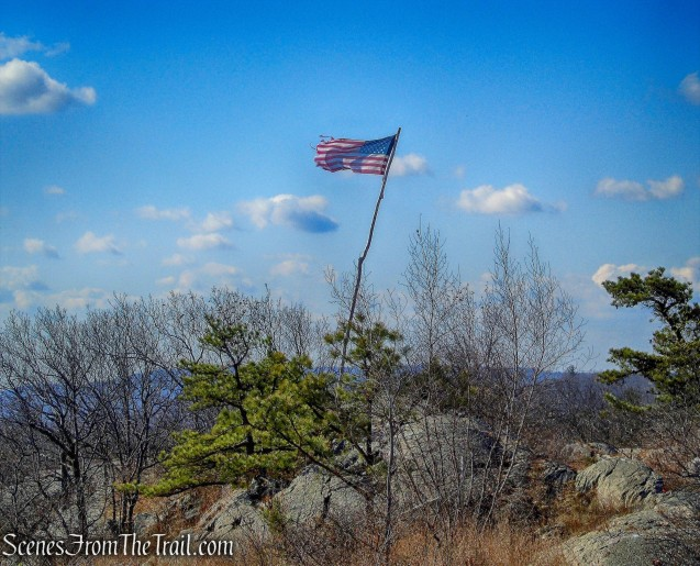 Prospect Rock - Appalachian Trail - Bellvale Mountain