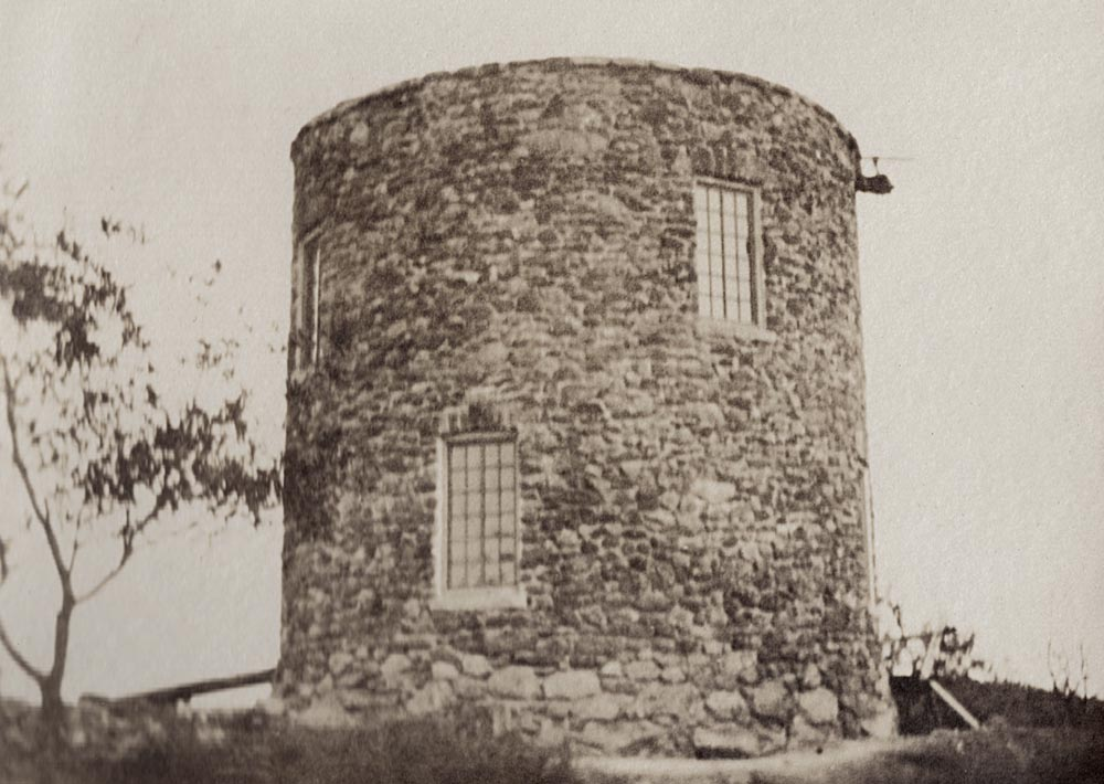 Cunningham Tower - Cornwall Historical Society