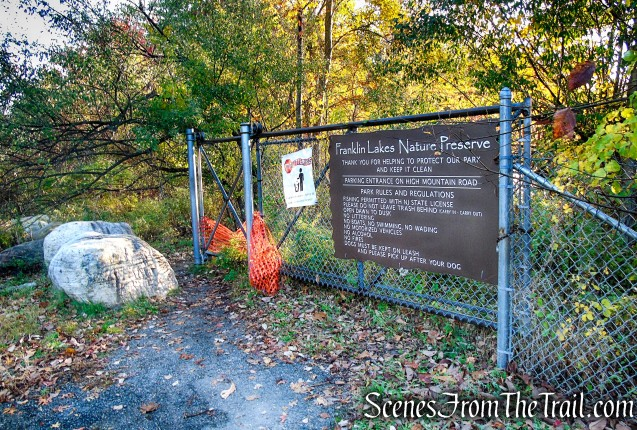 Shoreline Loop Trail - Franklin Lakes Nature Preserve