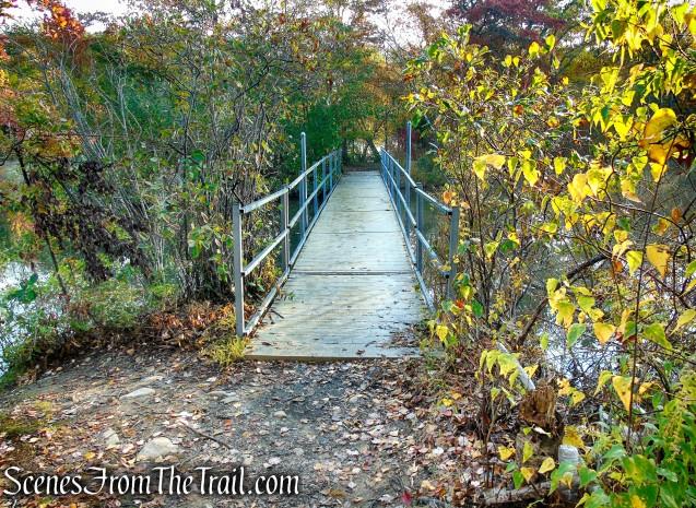 Island Bridges Trail - Franklin Lakes Nature Preserve