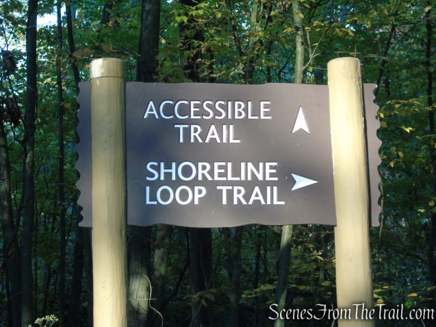 Accessible Trail - Franklin Lakes Nature Preserve