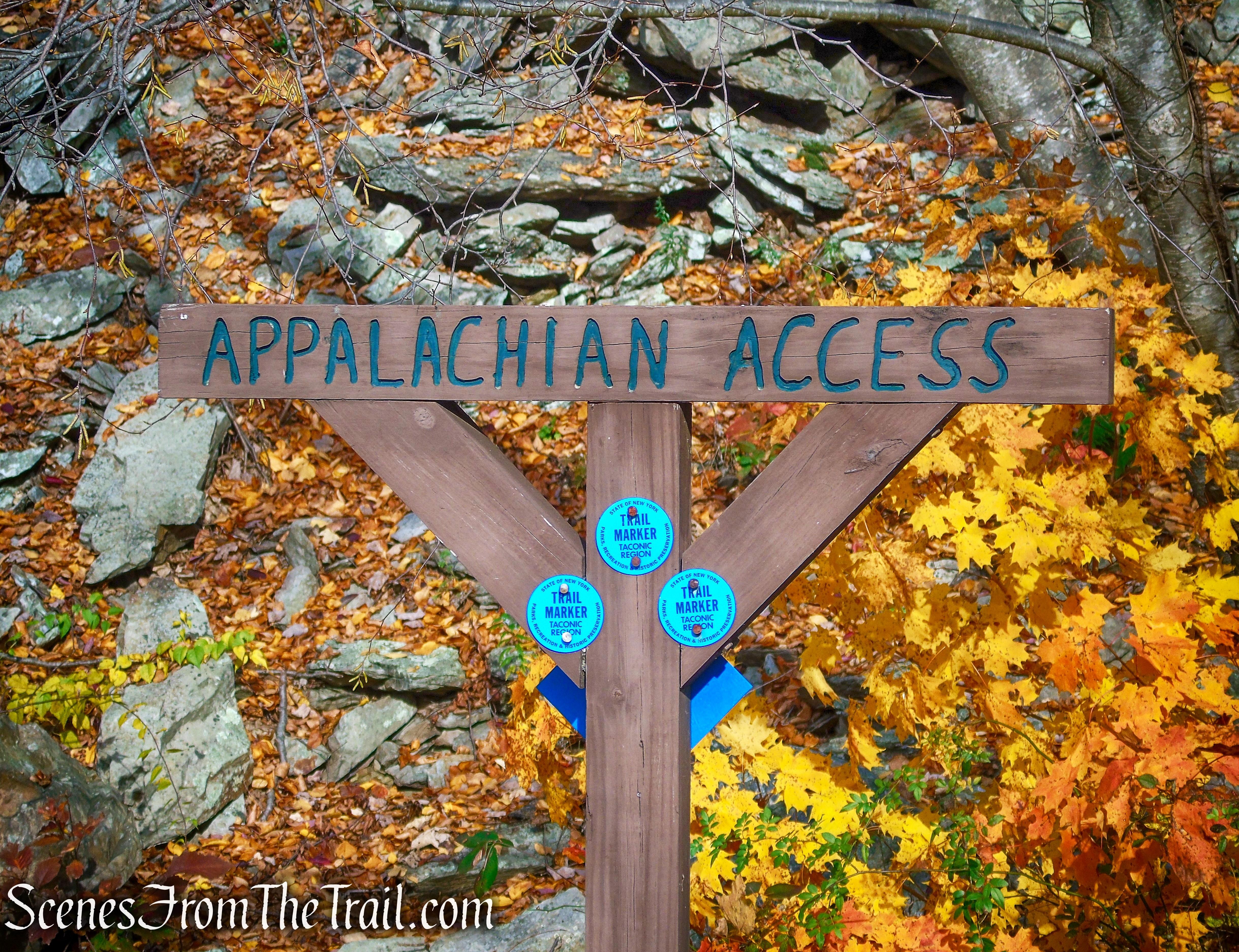Appalachian Access Trail - Canopus Lake