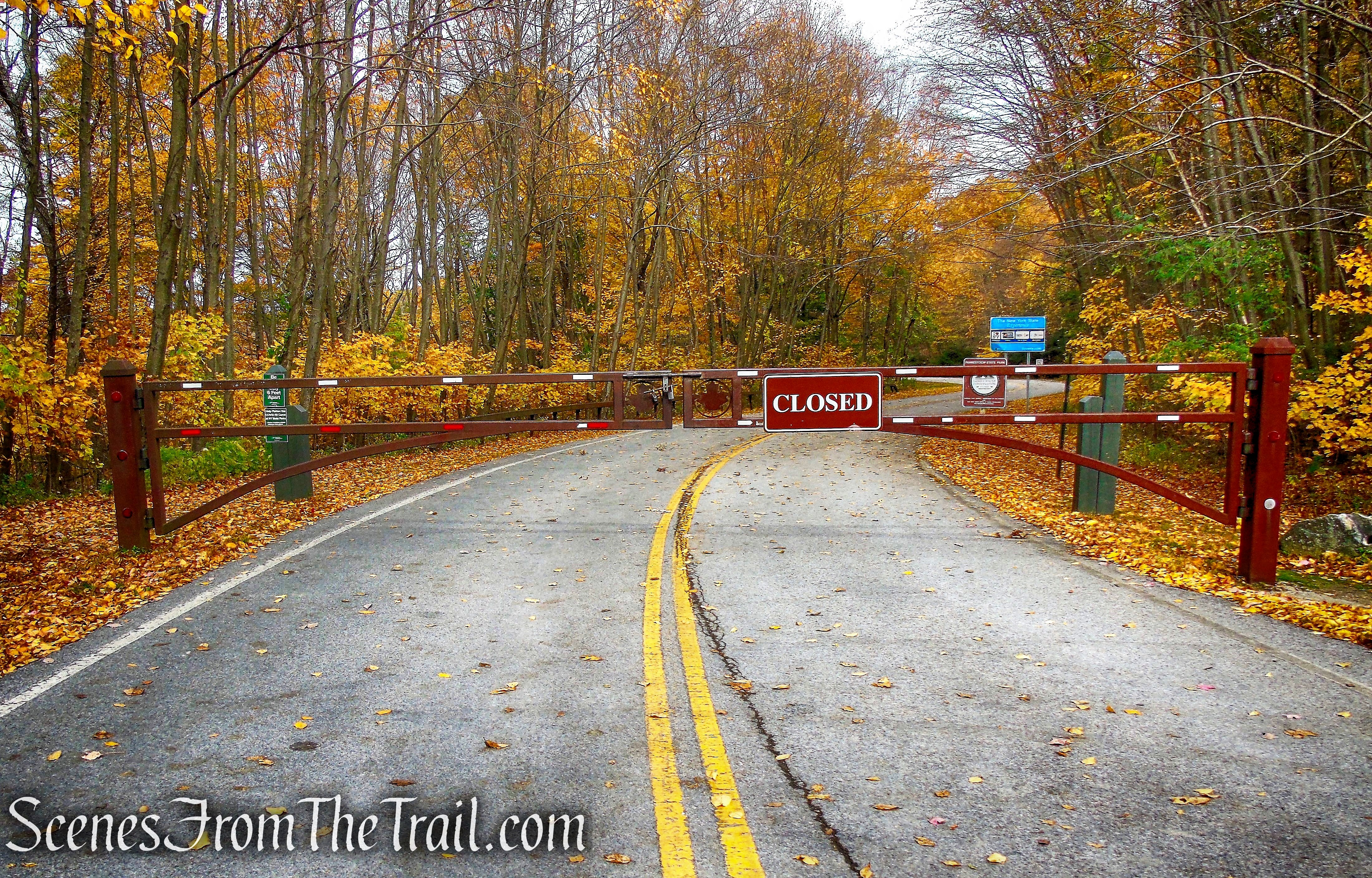 Canopus Lake Recreation Area - Fahnestock State Park