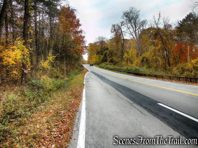 NYS Route 301 - Fahnestock State Park