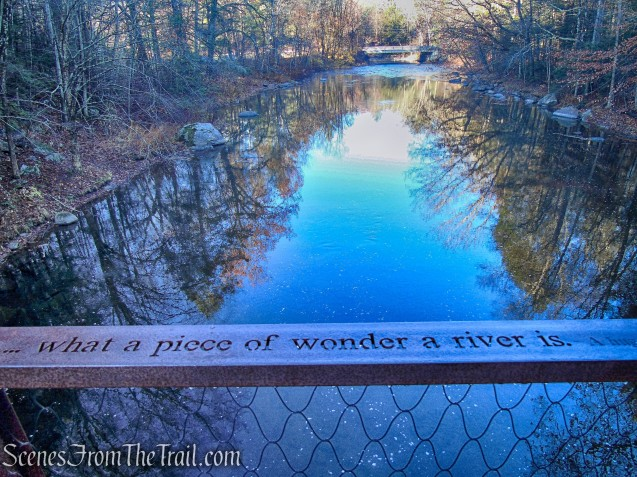 Thoreau Footbridge - Hidden Valley Preserve