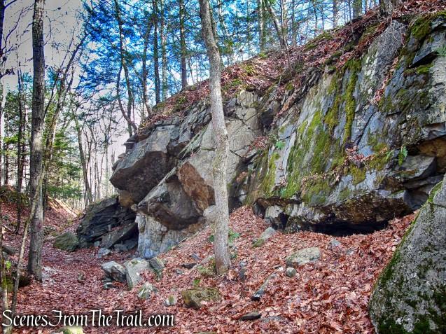 Quartz Mine - Hidden Valley Preserve
