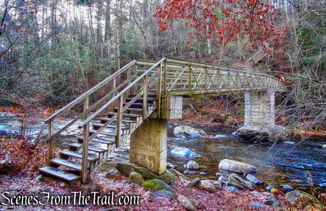 Reich Memorial Bridge - Hidden Valley Preserve