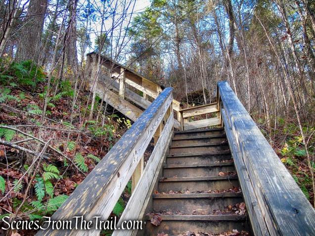 Reich Memorial Bridge – Hidden Valley Preserve