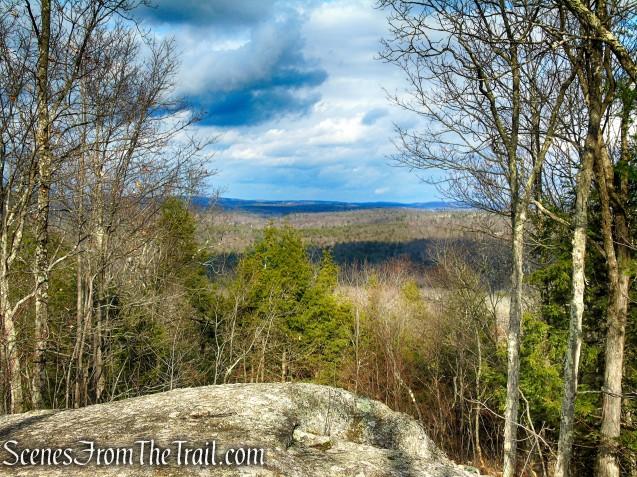 North Summit view – Prospect Mountain Preserve