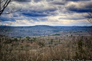 North Summit view – Prospect Mountain Preserve