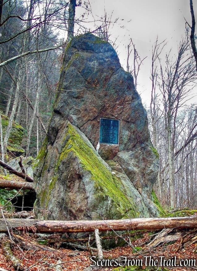 Harley F. Roberts Memorial - Mattatuck State Forest