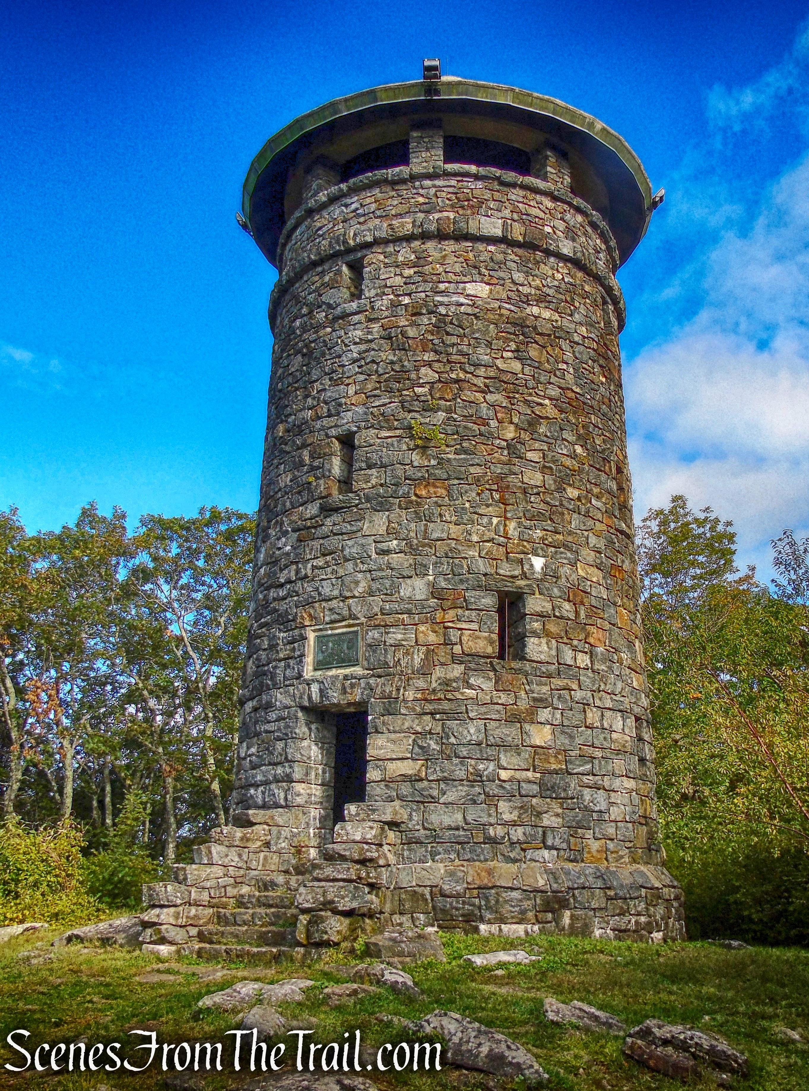 Haystack Mountain Tower