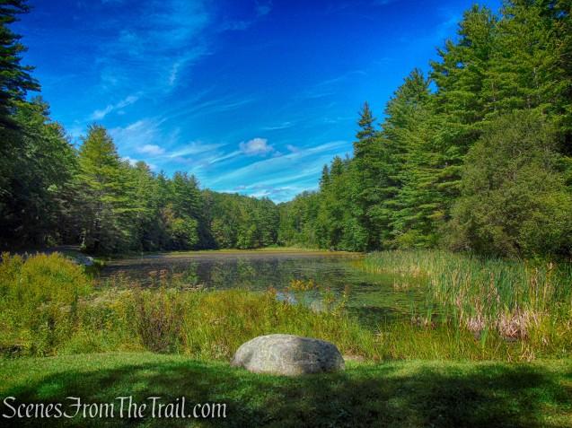 Haystack Park Pond