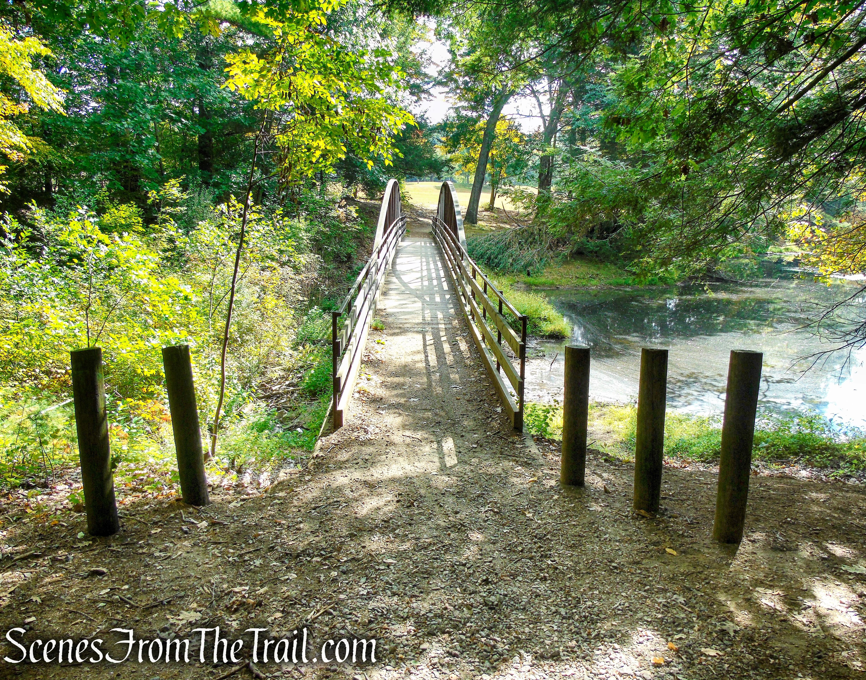 footbridge – Black Rock State Park