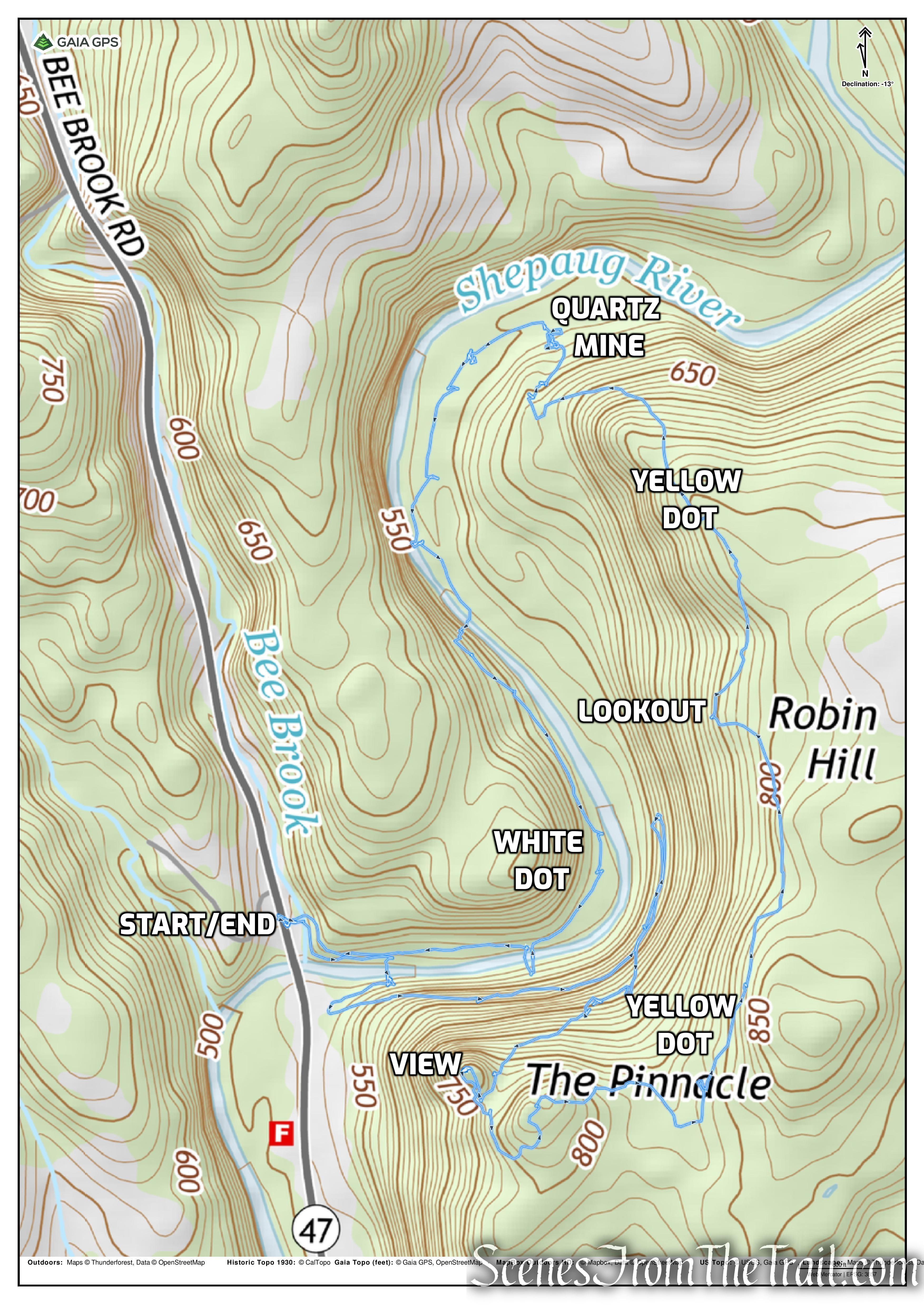 Hidden Valley Preserve Loop