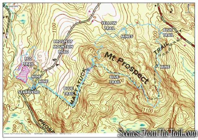 Prospect Mountain Preserve – Litchfield Land Trust