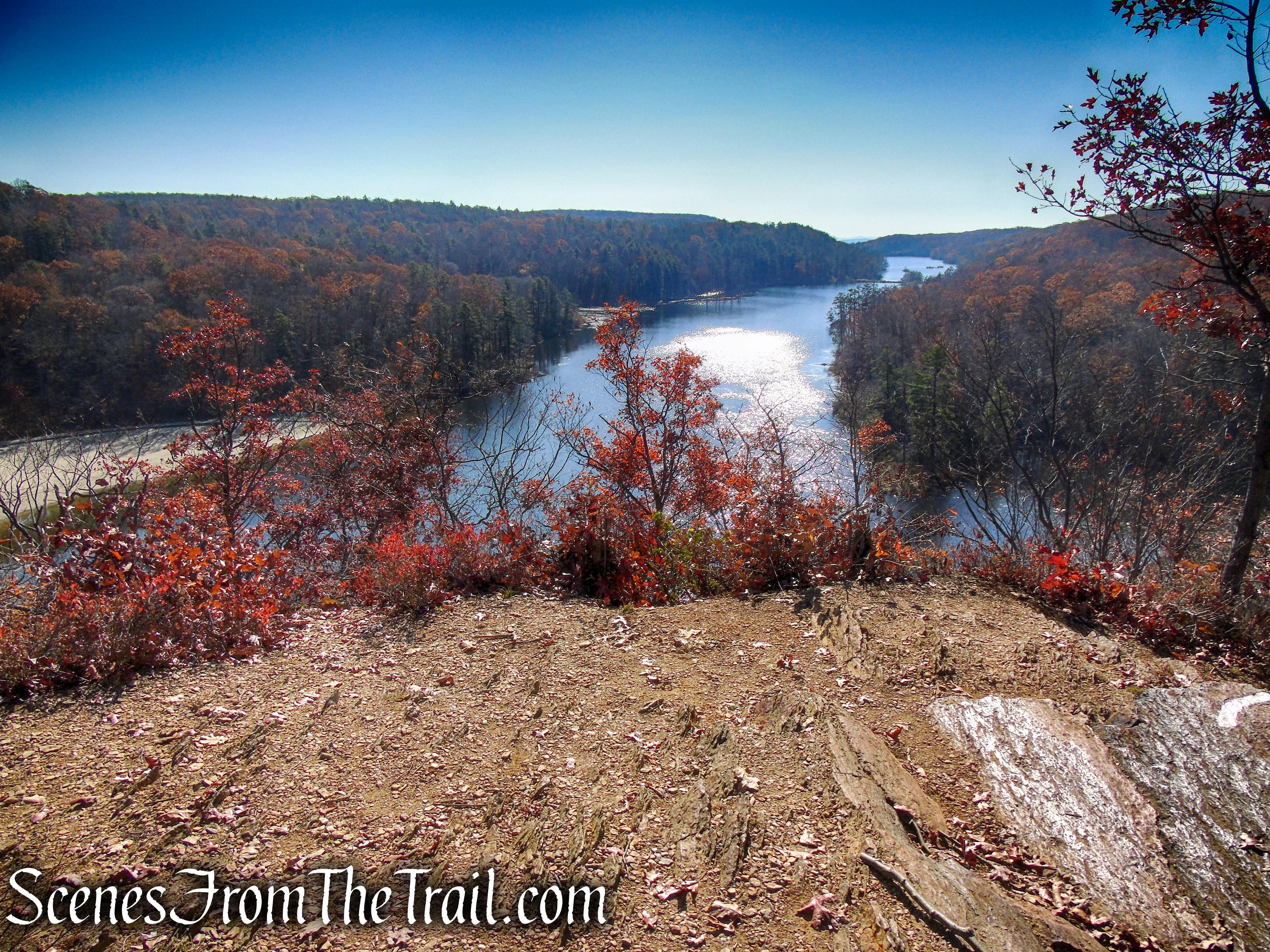 Canopus Lake Overlook Loop - Appalachian Trail
