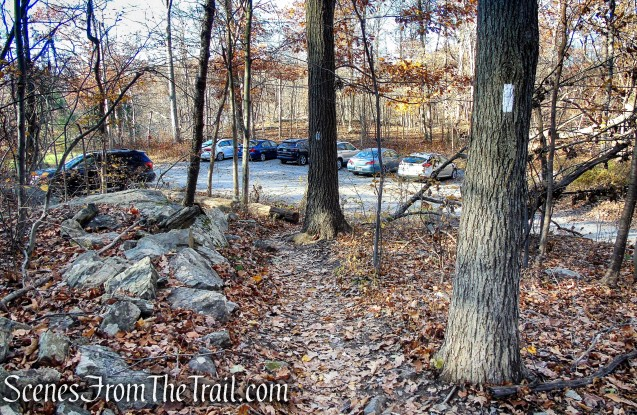 Long Hill Road trailhead