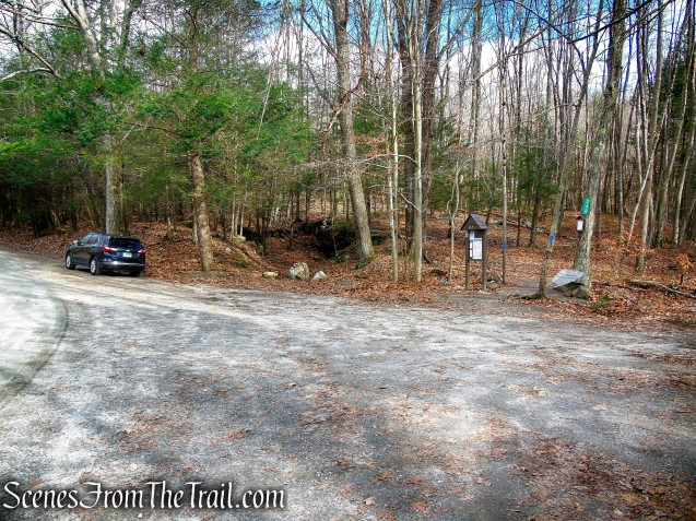 Main Trailhead – Prospect Mountain Preserve
