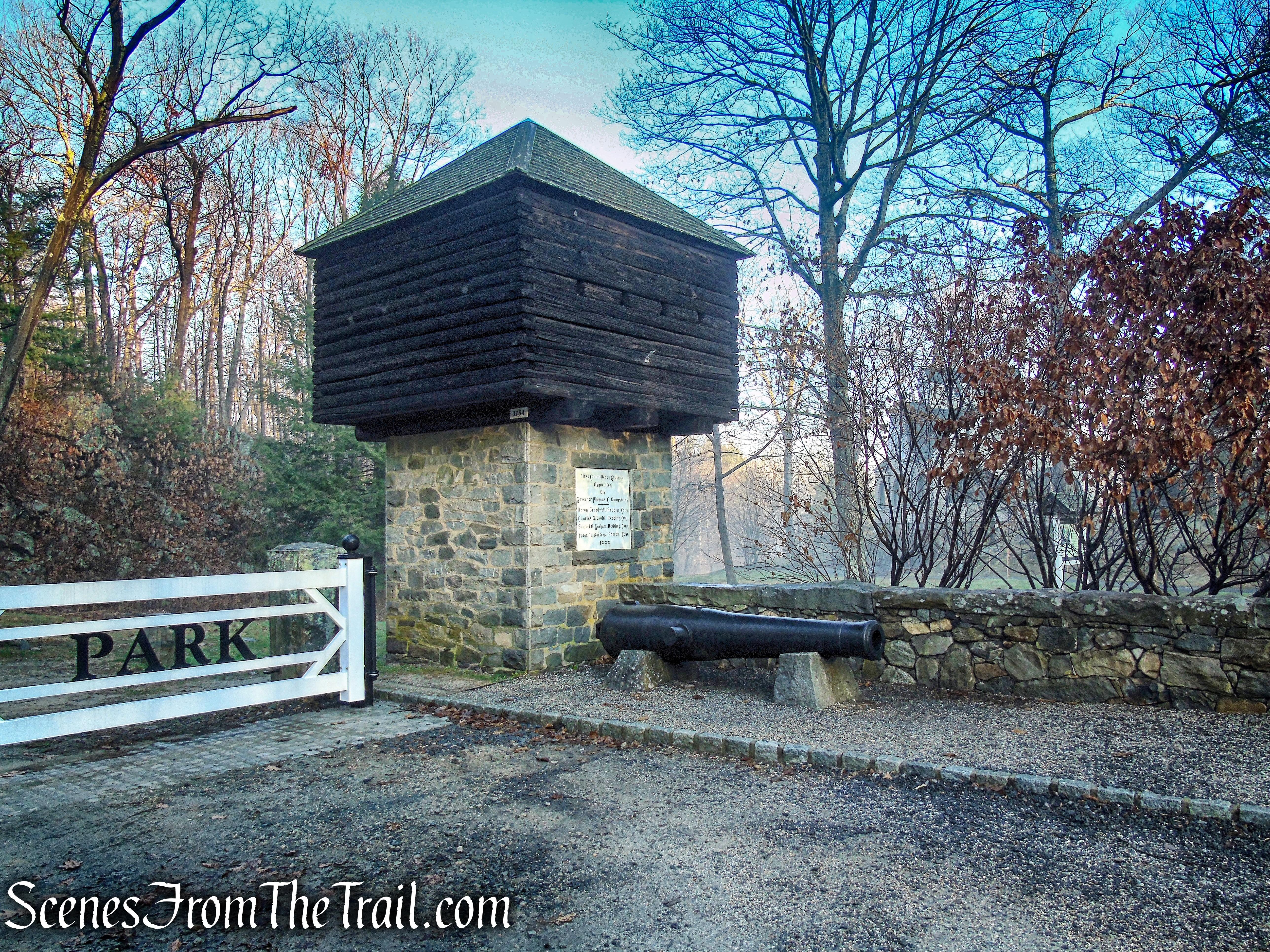 Main Entrance Area - Putnam Memorial State Park
