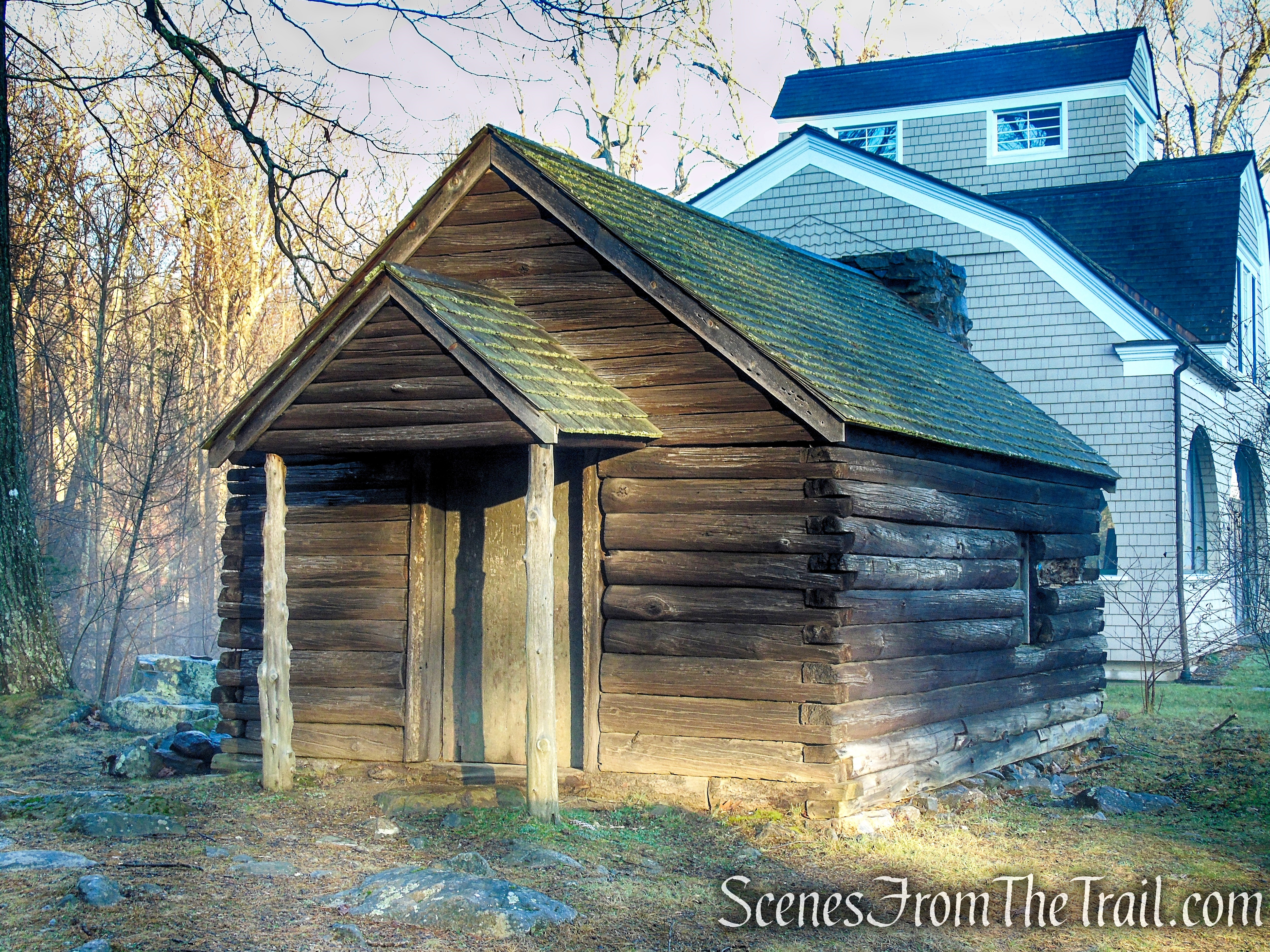 Camp Guardhouse - Putnam Memorial State Park