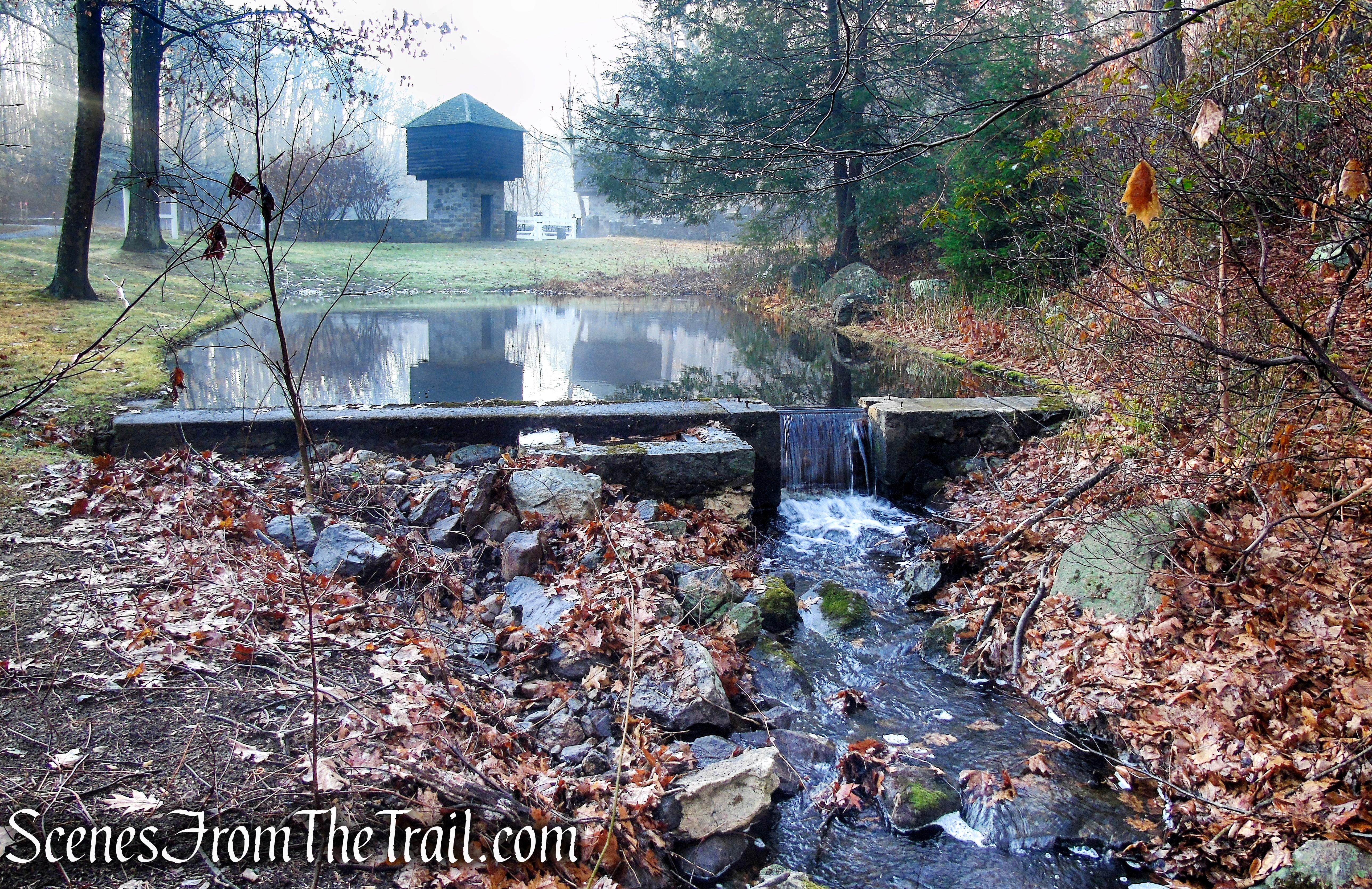 Lake McDougall - Putnam Memorial State Park